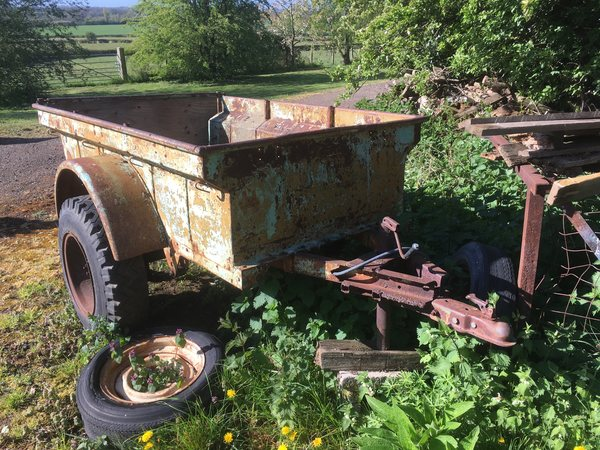 Jeep Trailer SOLD
