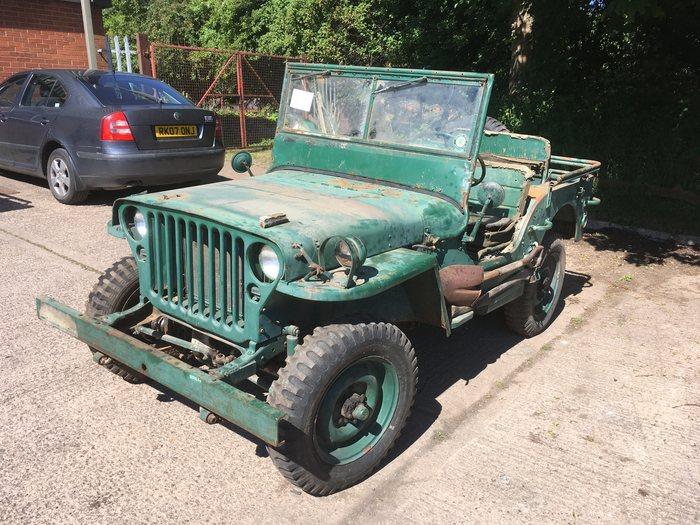 5 July 1945 GPW Jeep