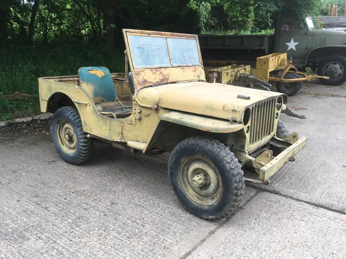 15th March 1943 GPW Jeep SOLD